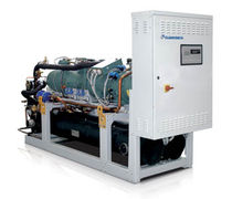 reversible water/water geothermal heat pump RECS-W 0802÷3202 Climaveneta