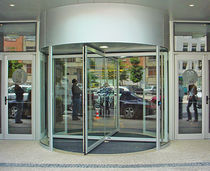revolving automatic door for commercial buildings RS-COLOR GRUPSA