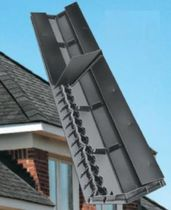 ridge capping closer HIP MASTER Tapco Slate