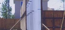 rigid expanded polystyrene insulation panel for foundations SR.F™ 200 STYRO RAIL