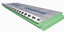 rigid extruded polystyrene insulation panel for roofs XPS TEKNOROOF Venest