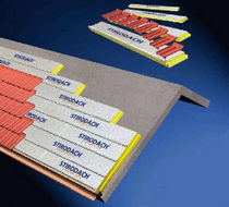 rigid extruded polystyrene thermal insulation panel for roofs STIRODACH sirap insulation