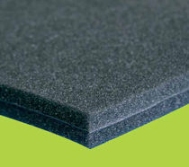 rigid polyurethane acoustic insulation panel with lead plate AKUSTIK METAL SLIK ART.1 N.D.A. NUOVE DIMENSIONI AMBIENTALI