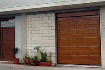 rigid polyurethane foam insulation panel for doors ITALDOOR APZ - RESIDENTIAL Italpannelli