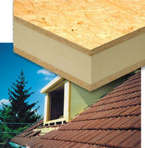 rigid polyurethane foam insulation panel for roof PUREN DORMER SYSTEMS puren gmbh