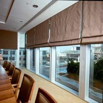 roman blind AUSTRIAN, ROMAN AND FESTOON BLINDS Levolux