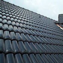 roman interlocking clay roof tile FORMA® ERLUS