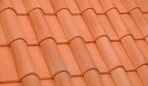 roman interlocking clay roof tile ROMANA- NATURALE COTTO SENESE