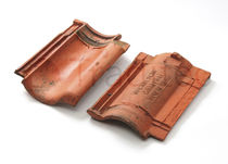 roman interlocking clay roof tile  Traditec
