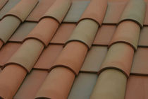 roman interlocking clay roof tile ROMANO Boral Roofing LLC