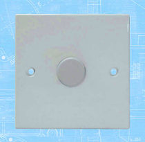 rotary light dimmer switch MIRAGE/RDS1R/10 Mode Lighting