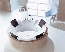 round bath-tub AVIVA HOESCH Design