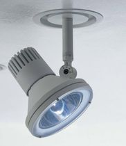 round ceiling mounted HID spotlight (adjustable) BUD (R) by Paolo Bistacchi TRE CI LUCE