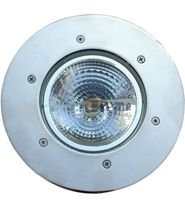 round halogen downlight (recessed, low voltage) TITANO ALO Tector