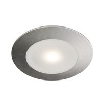 round LED downlight (recessed, low voltage) DISC WW Eyeleds