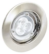 round LED downlight (recessed) MIRA BROSSIER SADERNE