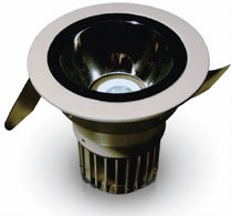round LED downlight (recessed) POD 6 SERIES SSL