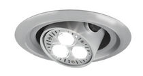 round LED downlight (recessed) ASARA 091 Hacel Lighting