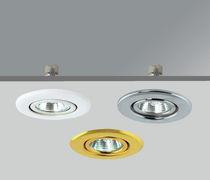 round recessed ceiling halogen spotlight (adjustable) PLUTON  Pelsan Aydinlatma