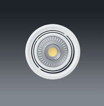 round recessed ceiling LED spotlight (adjustable) KR 23 LED Spittler Lichttechnik