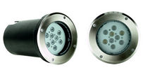 round recessed wall LED spotlight PX 192 Aquaprism