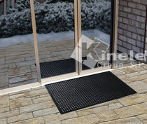rubber entrance mat with dust control for commercial building  KINELE
