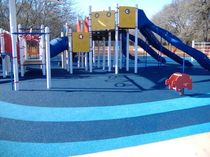 rubber flooring for playgrounds   No Fault