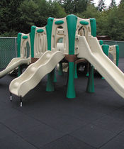 rubber flooring for playgrounds PLAY-GOMMA POLIGOMMA SRL