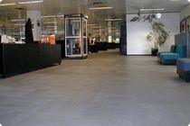 rubber sports flooring for fitness rooms ECOSPORT E.S.E Halo Floors