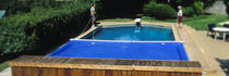safety pool cover STEP-SAVER® COVER POOLS