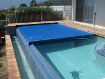 safety pool cover FULLY AUTOMATIC FLEXIBLE Elite Pool Covers