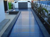 safety pool cover RIGID HARD Elite Pool Covers