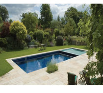 safety pool cover AQUAMATIC Plastica