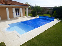 safety pool cover (bubble cover)  DESJOYAUX PISCINES