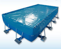 safety pool cover (winter)  LAGHETTO
