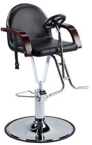 salon chair with footrest for kids BABY  BMP Srl