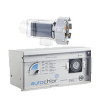 salt chlorinator for swimming pool AC SERIES Chlorenaturel