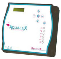 salt chlorinator for swimming pool DYNAMIC AQUALUX AQUALUX INTERNATIONAL