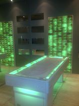 salt wall for chromotherapy HIMALAYA I.SO ITALIA S.p.A.
