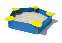 sandbox for playground AR-1 VIMALTO