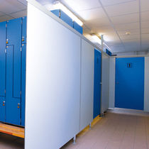 sanitary partition for professional use  FRANCE EQUIPEMENT