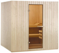 sauna REVELATION SOMETHY