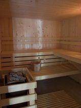 sauna SAUNA CARRE BLEU PISCINES CARRE BLEU