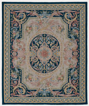 Savonnerie rug in wool NAMUR 25 TISCA ITALIA