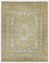 Savonnerie rug in wool EGOS 17 TISCA ITALIA