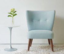 scandinavian design armchair JULEP DESIGNERS GUILD