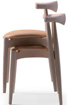scandinavian design chair ELBOW by Hans J. Wegner Carl Hansen &amp; Son