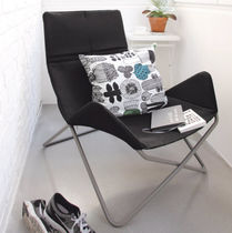 scandinavian design fireside chair IN-OUT by Eric Degenhardt Richard Lampert