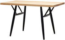 scandinavian design wood table PIRKKA by Ilmari Tapiovaara Artek