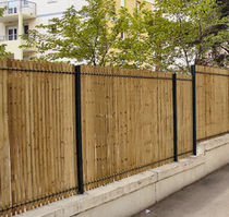 screening fence AQUIWOOD® LIPPI